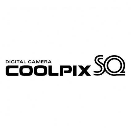 free vector Coolpix sq