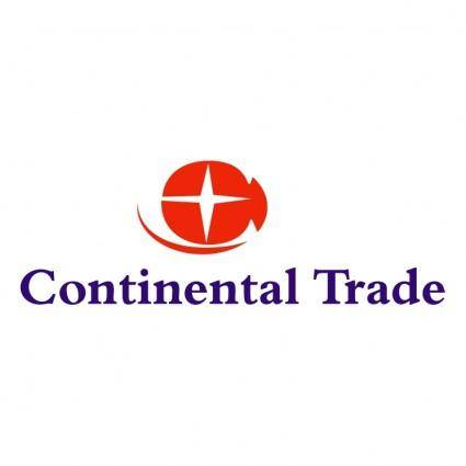 free vector Continental trade