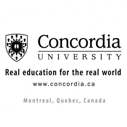 Concordia university 1