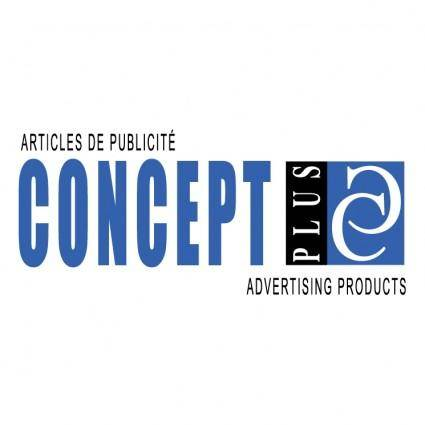 free vector Concept plus