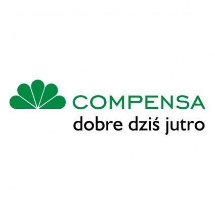 free vector Compensa insurance