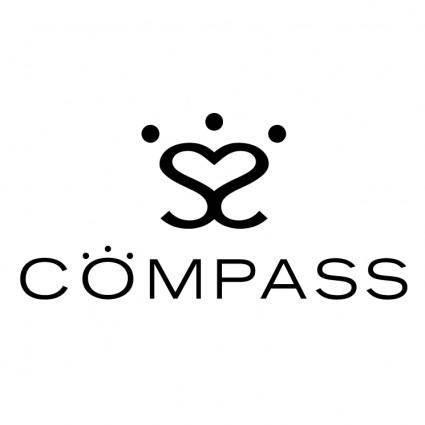 free vector Compass 2