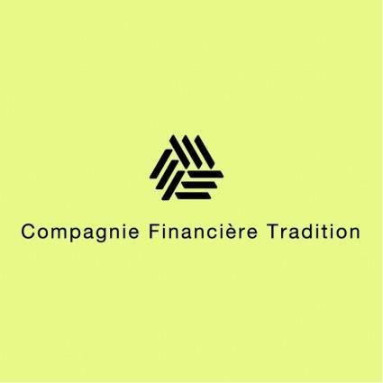 Compagnie financiere tradition