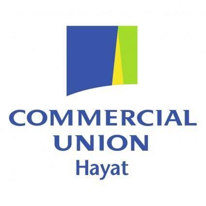 Commercial union hayat