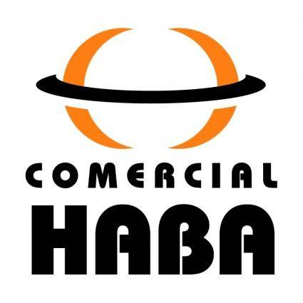 Comercial haba