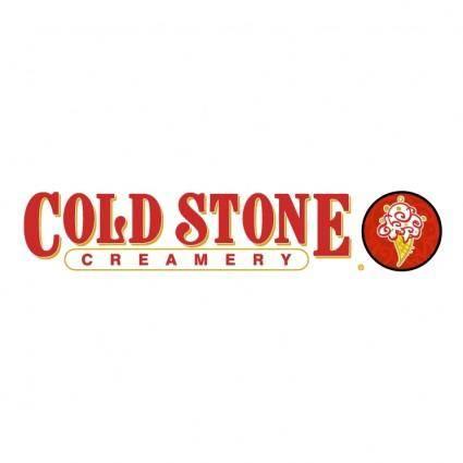 free vector Cold stone creamery