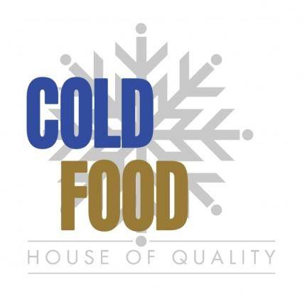 free vector Cold food