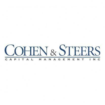 Cohen steers capital management