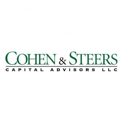 Cohen steers capital advisors