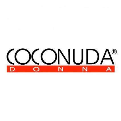Coconuda donna