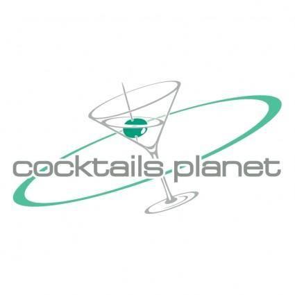 Cocktails planet