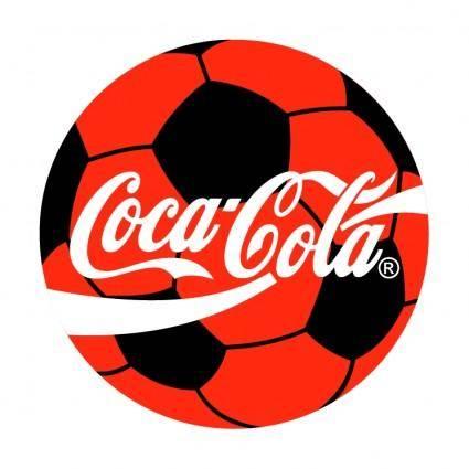 free vector Coca cola football club