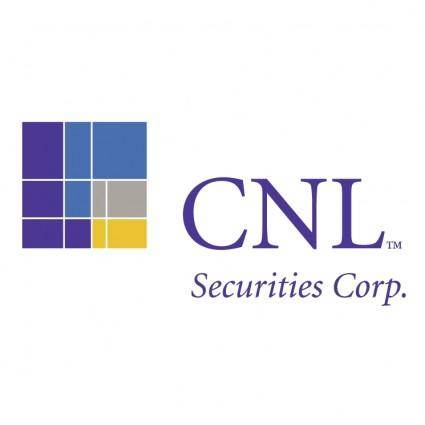 Cnl securities corp