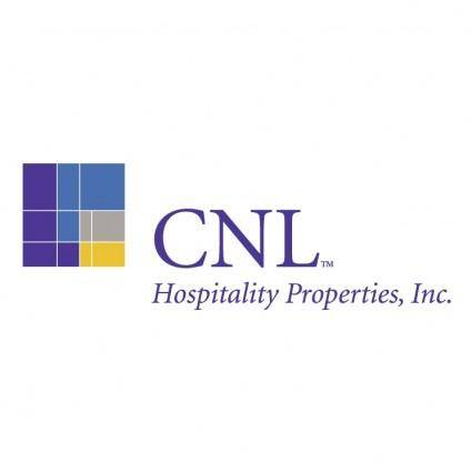 free vector Cnl hospitality properties