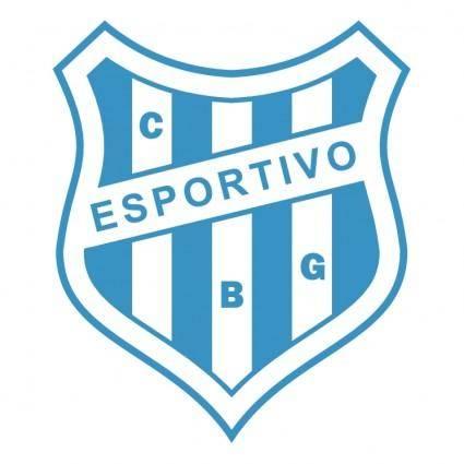 free vector Clube esportivo bento goncalves de bento goncalves rs