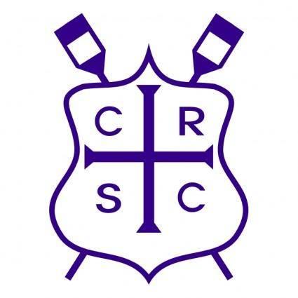 free vector Clube de regatas santa cruz de salvador ba