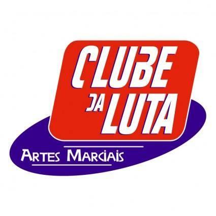 Clube da luta artes marciais
