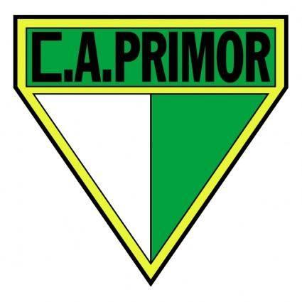 free vector Clube atletico primor de esteio rs