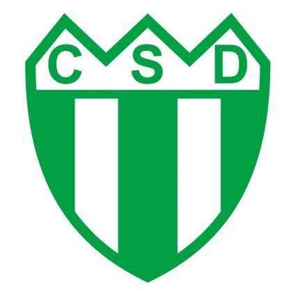 free vector Club sportivo dock sud de gualeguaychu