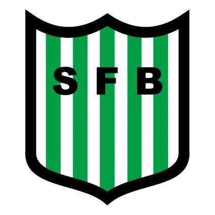 free vector Club san francisco bancario de ledesma