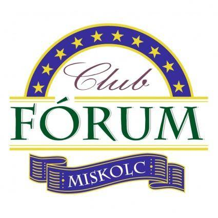 Club forum miskolc