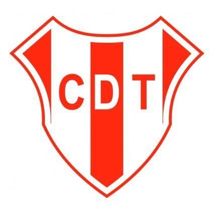 free vector Club deportivo tacural de tacural