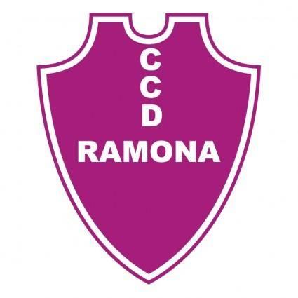 free vector Club cultural y deportivo ramona de ramona