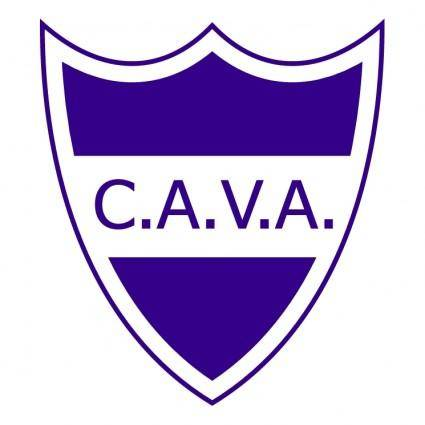 free vector Club atletico villa alvear de resistencia