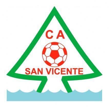 free vector Club atletico san vicente de pinamar