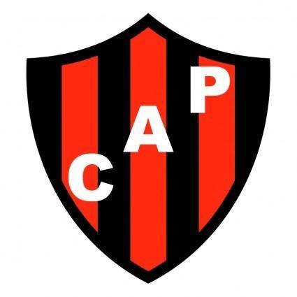free vector Club atletico patronato de la juventud catolica de parana
