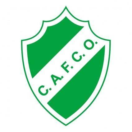 free vector Club atletico ferro carril oeste de realico