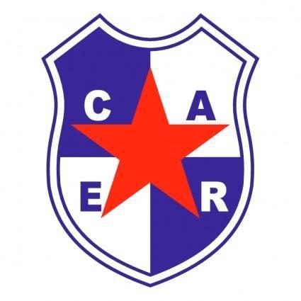 free vector Club atletico estrella roja de santiago del estero
