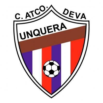 free vector Club atletico deva unquera