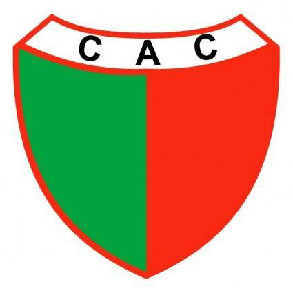 free vector Club atletico cosme de general madariaga