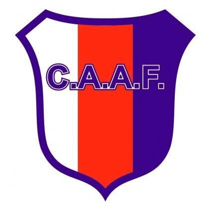 free vector Club atletico alianza futbolistica de villa mercedes