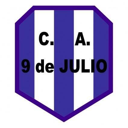 Club atletico 9 de julio de manuel ocampo