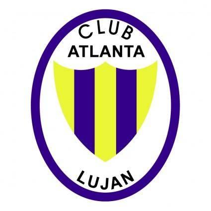 free vector Club atlanta de lujan