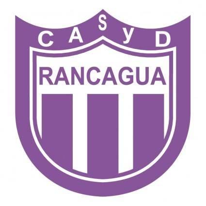 free vector Club argentino social y deportivo de rancagua