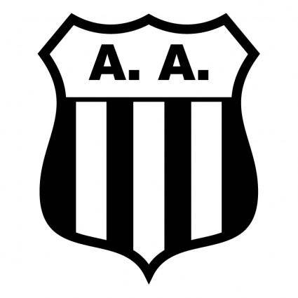 free vector Club alumni azuleno de azul