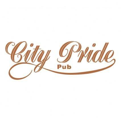 free vector City pride pub