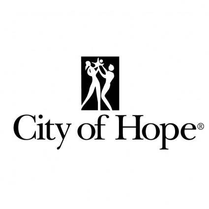 free vector City of hope 0