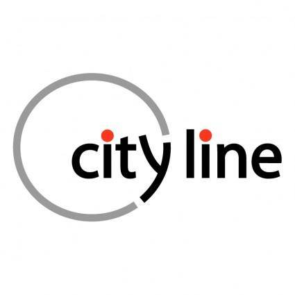 free vector City line optiek