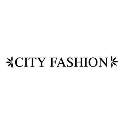 free vector City fashion