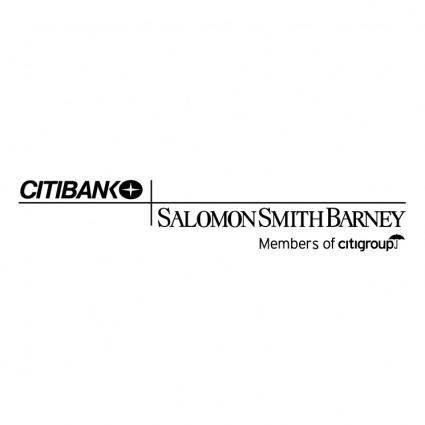 free vector Citibank salomon smith barney