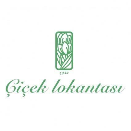 free vector Cicek lokantasi
