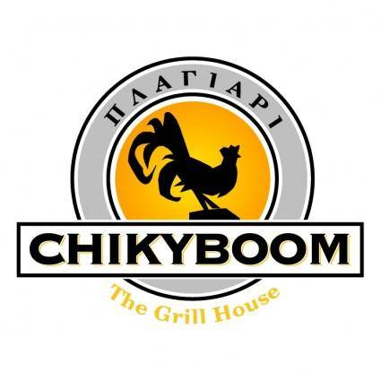 free vector Chikyboom