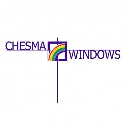 free vector Chesma windows