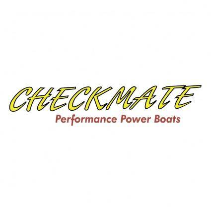 Checkmate power boats