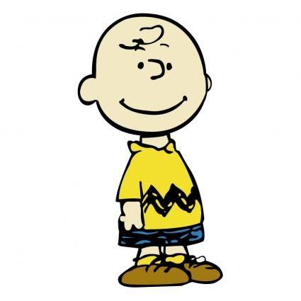free vector Charlie brown