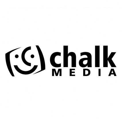 free vector Chalk media